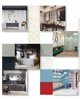New monoblock collection - modern design in a classic format - miniaturka