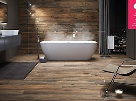 GRAND WOOD RUSTIC MOCCA