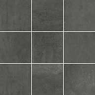 GRAVA GRAPHITE MOSAIC BIG SQUARE MAT