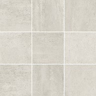 GRAVA WHITE MOSAIC BIG SQUARE MAT
